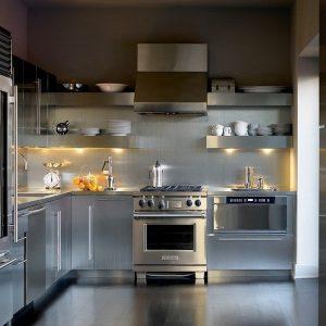 Etagere Cuisine Inox Design