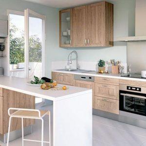 Facade de meuble de cuisine lapeyre cuisine id es de for Douchette cuisine seule