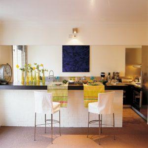 Meuble bar pour separation cuisine cuisine id es de for Bar separation cuisine salon