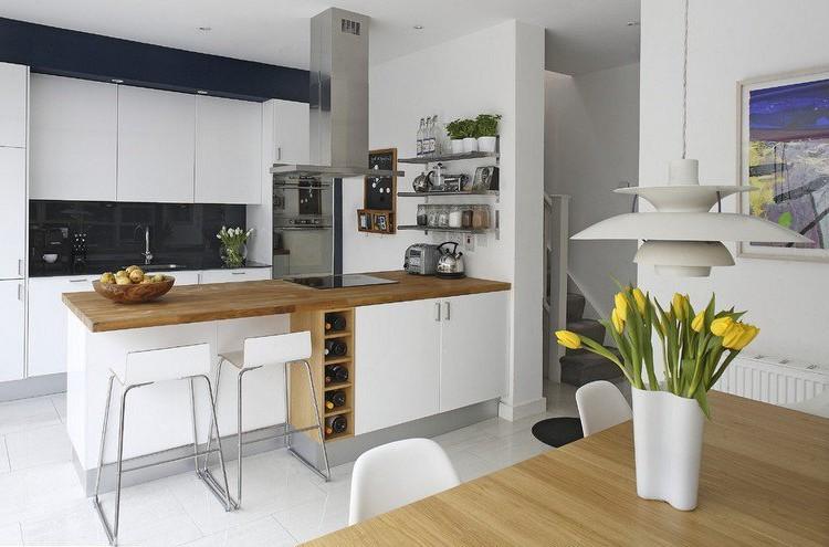 Meuble Cuisine Bois Brut Ikea