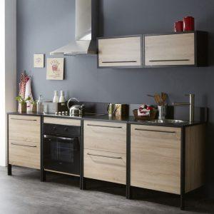meuble haut cuisine vitr e cuisine id es de d coration. Black Bedroom Furniture Sets. Home Design Ideas