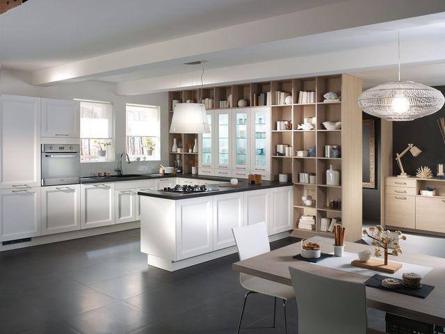 Modeles De Cuisines Anciennes - Cuisine : Idées de Décoration de ...