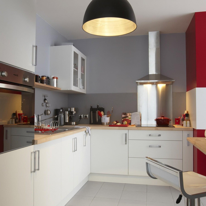 Poign e de meuble de cuisine leroy merlin cuisine for Modele de cuisine amenagee