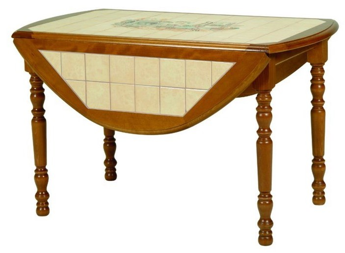Table de cuisine carrel e conforama cuisine id es de for Table de cuisine ronde chez conforama