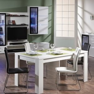 Table cuisine extensible conforama cuisine id es de for Table de cuisine conforama