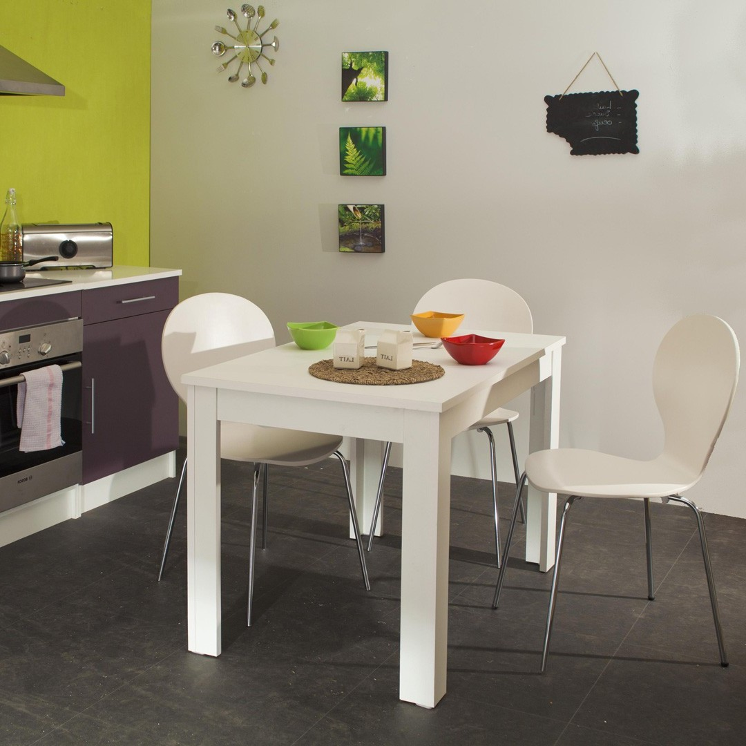 Table De Cuisine Rectangulaire Design