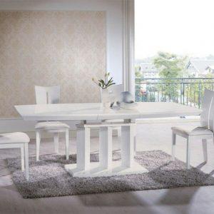 chaise de cuisine blanche conforama cuisine id es de. Black Bedroom Furniture Sets. Home Design Ideas