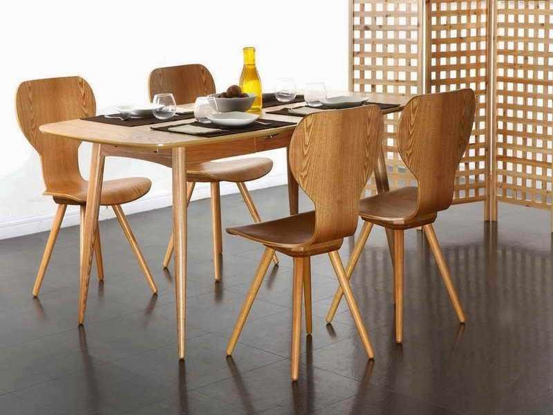 Chaises De Cuisine En Bois Ikea