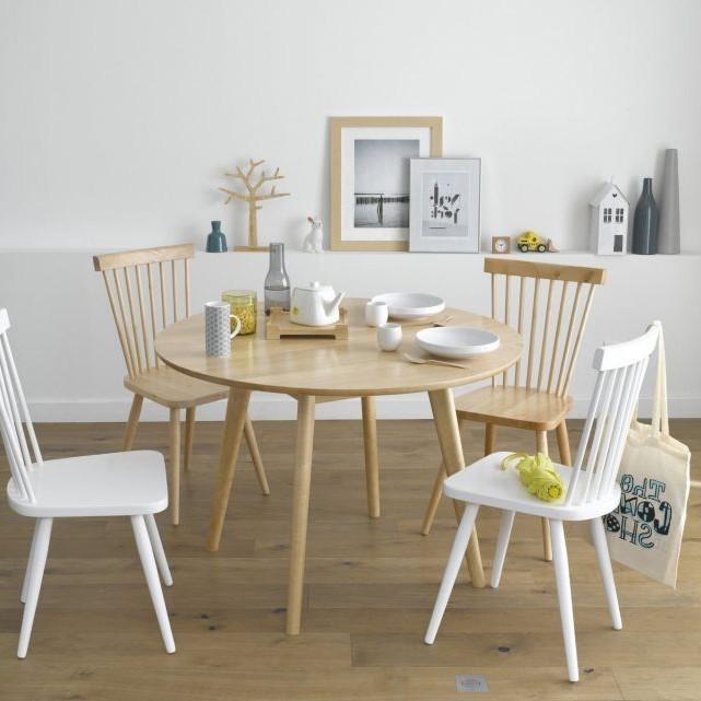 Chaises De Cuisine Modernes Blanches