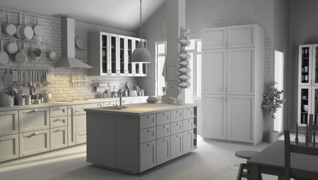 Concevoir Une Cuisine Ikea