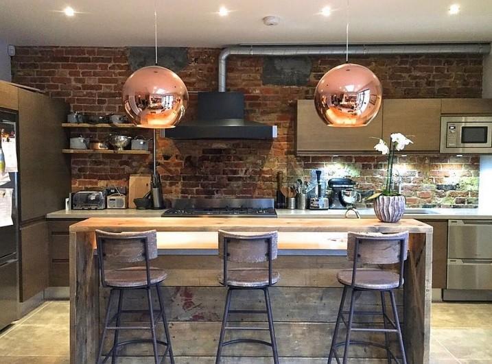 cuisine style industriel brocante cuisine id es de d coration de maison dzn51gpnxz. Black Bedroom Furniture Sets. Home Design Ideas