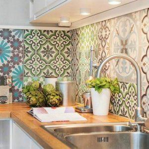 Idee Deco Carrelage Mural Cuisine