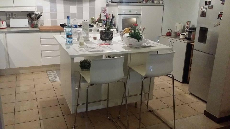Ilot Centrale De Cuisine Ikea