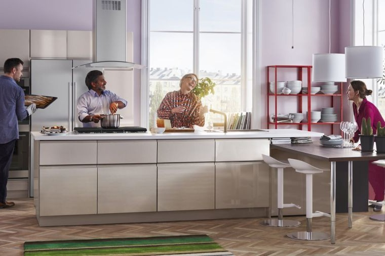 Les Cuisines Ikea 2017