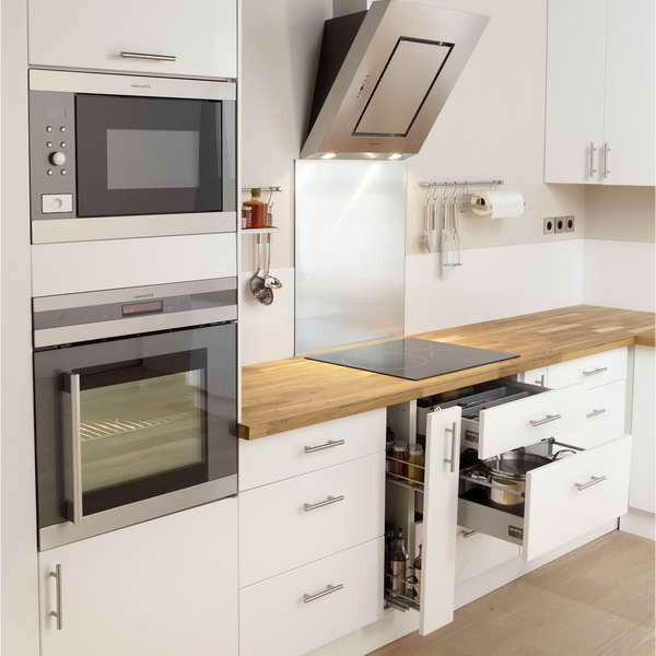 meuble cuisine laqu blanc cuisine id es de d coration de maison lblayxqlm7. Black Bedroom Furniture Sets. Home Design Ideas