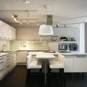 Meuble Cuisine Laque Blanc Ikea