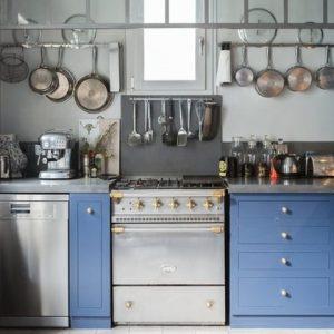 Modele de cuisine rustique repeinte cuisine id es de - Cuisine rustique relookee ...