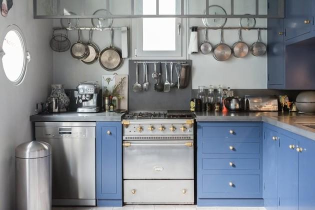Mod le cuisine rustique relook e cuisine id es de - Cuisine rustique relookee ...