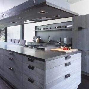 Modele Cuisine Contemporaine Design