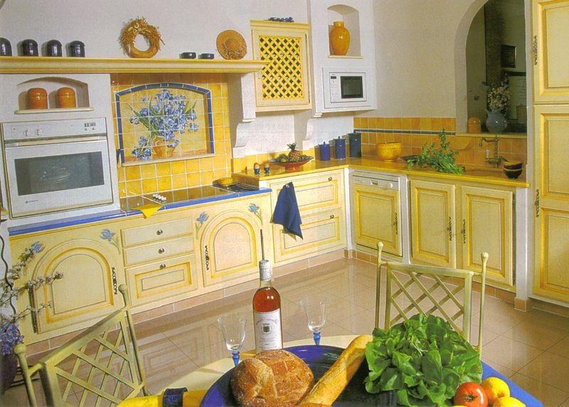 Modele De Cuisine Provencale Marseille