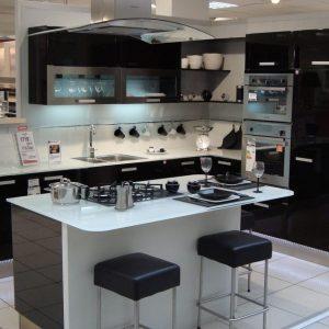 Plan Cuisine Moderne Avec Ilot Central