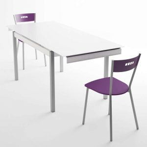 Affordable Table De Cuisine Avec Rallonge Fly With Table Carre Avec Rallonge Conforama