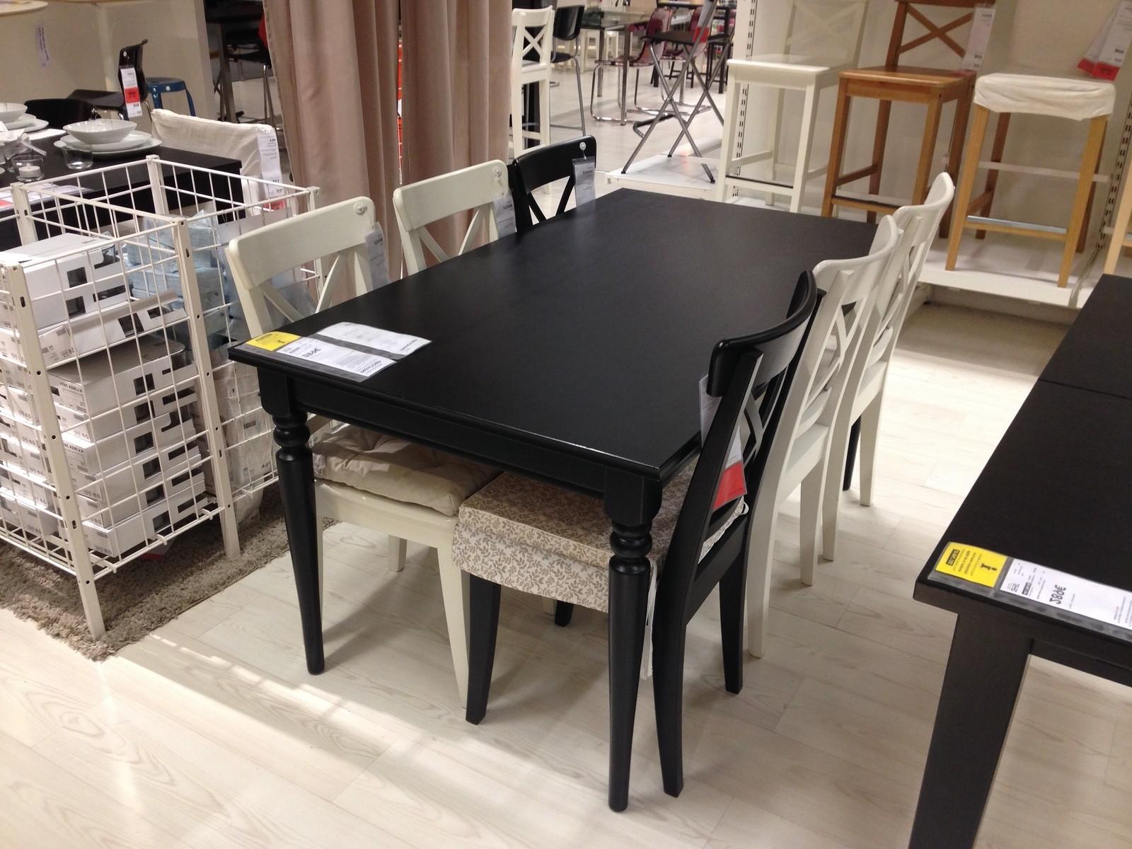 Table De Cuisine Avec Rallonge Ikea