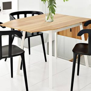 table rallonge integree maison design