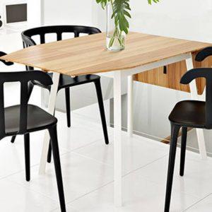 Table De Cuisine Avec Rallonge Intégrée