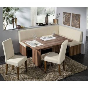 Table De Cuisine Banc D'angle