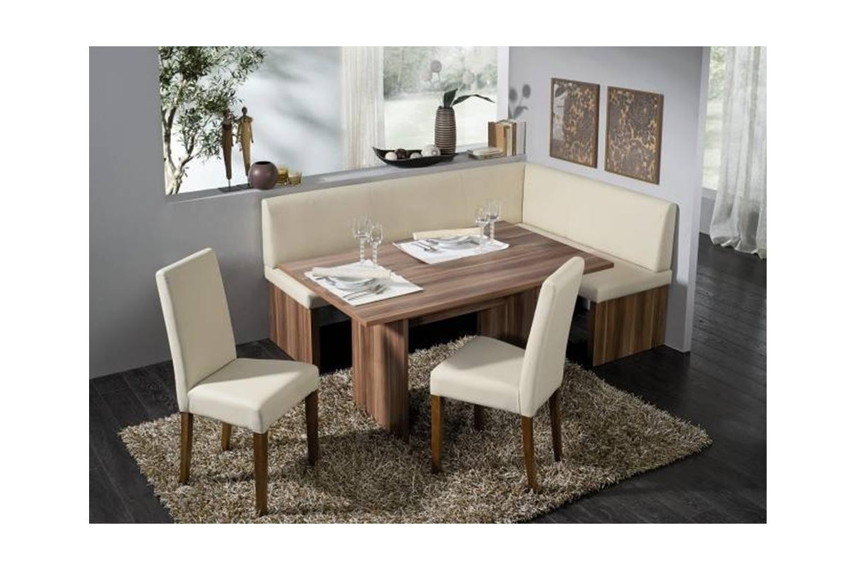 Table de cuisine banc d 39 angle cuisine id es de for Table banc cuisine