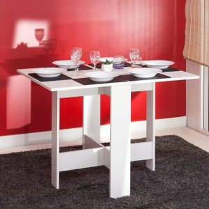 Table de cuisine pliable leane cuisine id es de for Table cuisine pliable