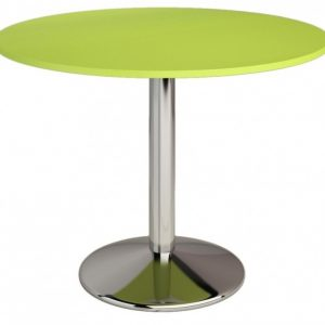 Affordable table de cuisine ronde avec rallonge with for Petite table de cuisine ronde