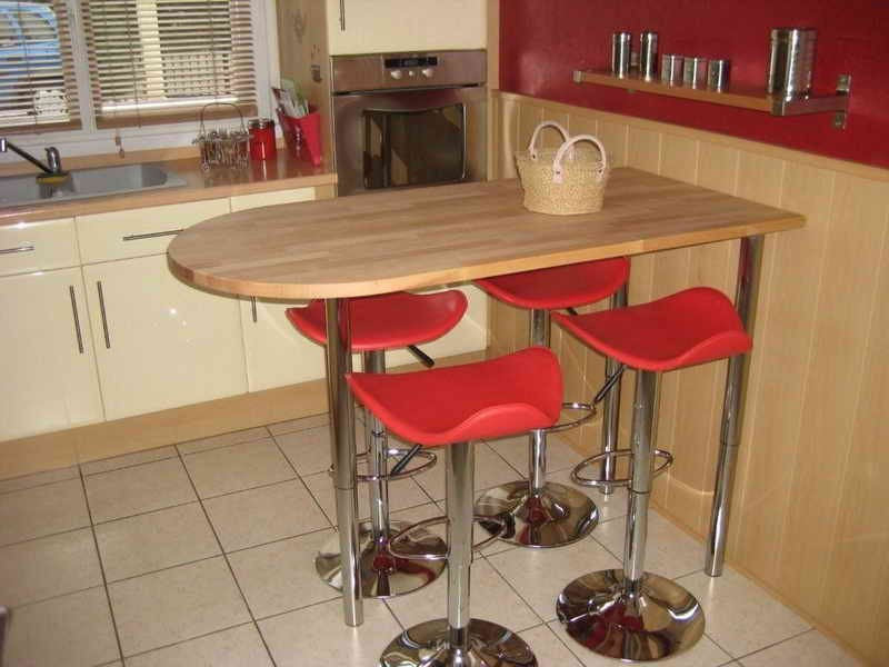 Table haute de cuisine conforama cuisine id es de - Table bar cuisine conforama ...