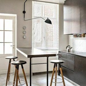 Table Haute De Cuisine Moderne