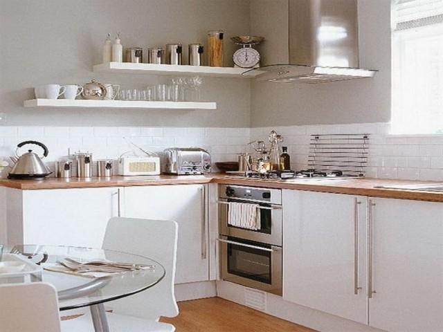Tag re murale cuisine ancienne cuisine id es de - Etagere de cuisine murale ...