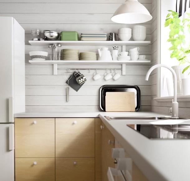 étagère Murale Cuisine Ikea