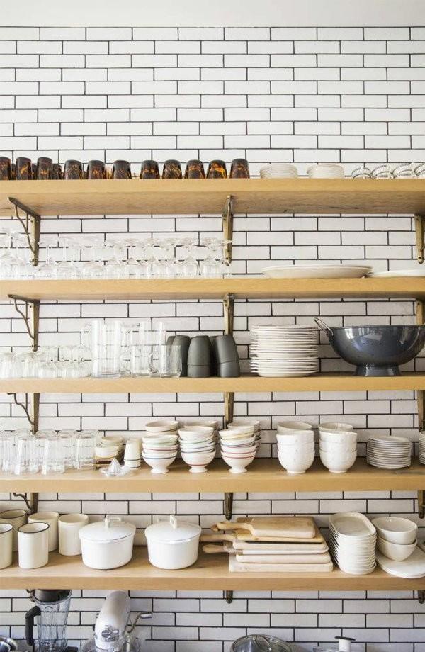 étagères De Cuisine à Poser