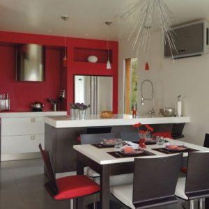 Modele cuisine ouverte sur sejour cuisine id es de - Exemple cuisine ouverte sejour ...