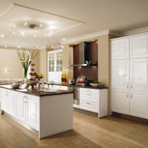 Cuisine Magnolia Couleur Mur - Cuisine : Idées de Décoration de ...