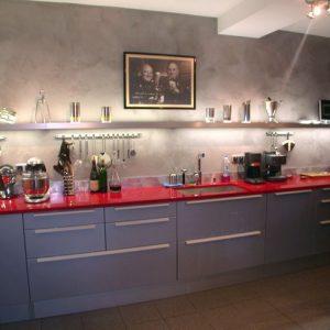Cuisine en beton cellulaire cuisine id es de for Cuisine en beton cire