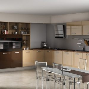 Mod le cuisine quip e ixina cuisine id es de for Couleur magnolia cuisine
