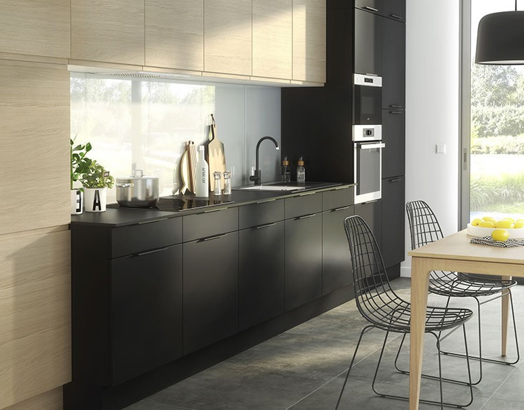 meuble cuisine castorama excellent great with meuble sous evier cuisine castorama with meuble. Black Bedroom Furniture Sets. Home Design Ideas