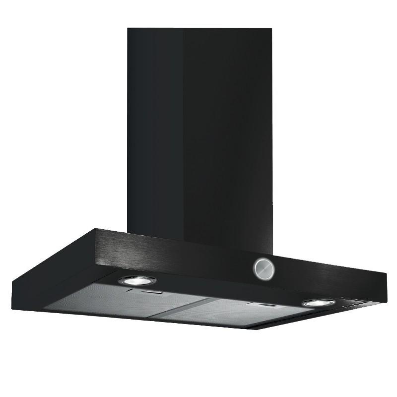 Hotte Aspirante Noire 60cm