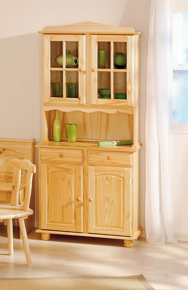 meuble cuisine en pin massif cuisine id es de. Black Bedroom Furniture Sets. Home Design Ideas
