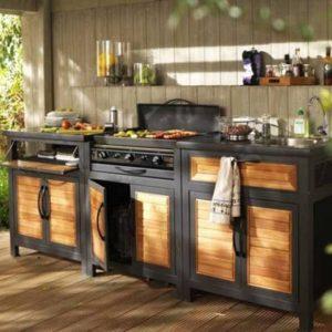 meuble cuisine exterieure carrefour cuisine id es de d coration de maison rwnqjm7l8m. Black Bedroom Furniture Sets. Home Design Ideas