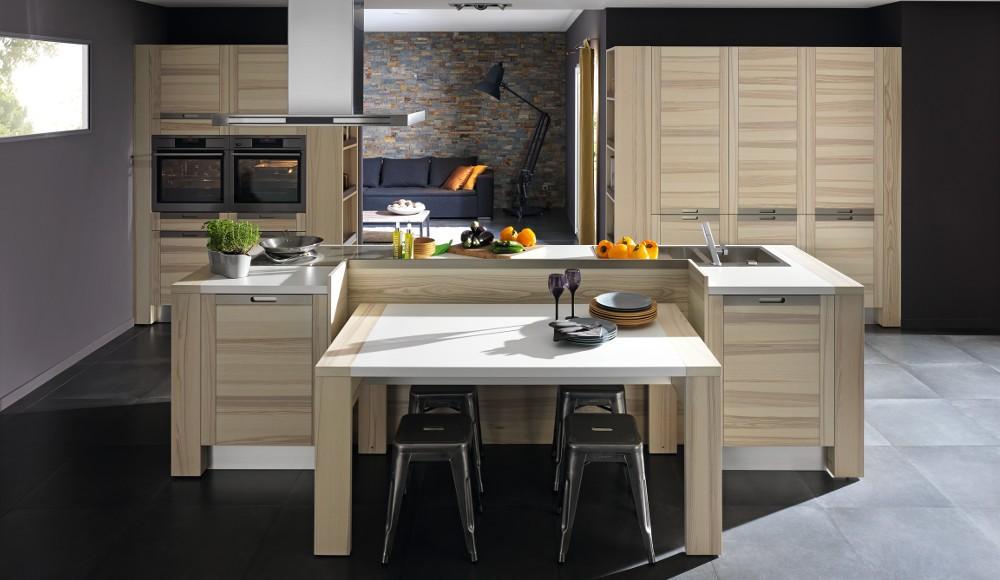 Modèle Cuisine Moderne Design