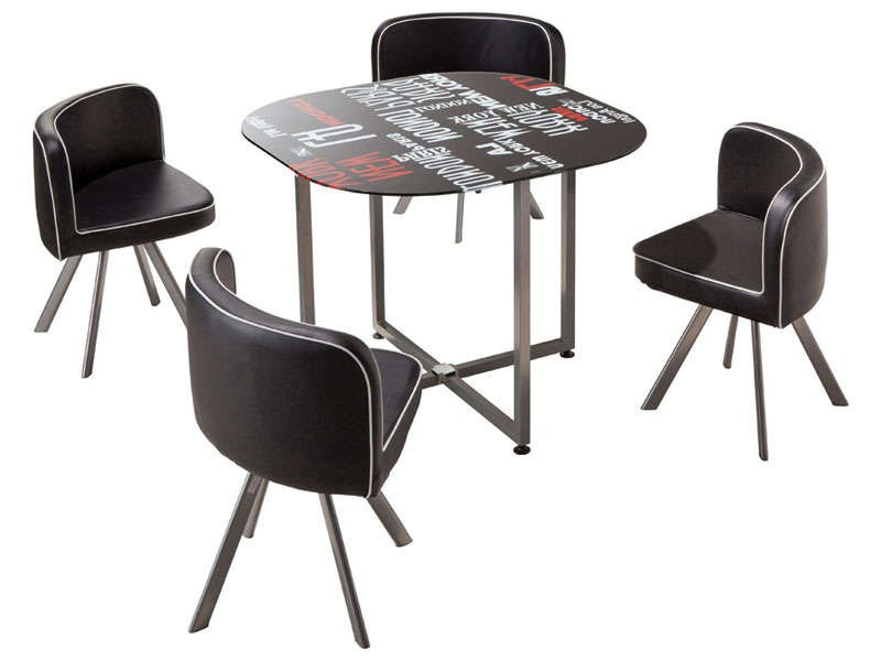 petite table ronde cuisine conforama cuisine id es de. Black Bedroom Furniture Sets. Home Design Ideas