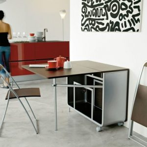 table pliante pour cuisine uncategorized id es de d coration de maison p7nlrg8dx1. Black Bedroom Furniture Sets. Home Design Ideas