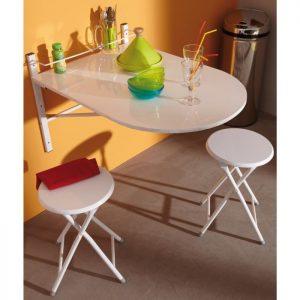 Table pliante pour cuisine uncategorized id es de for Table d appoint cuisine